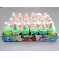 Quality Angry Bird-Nipple Shaped Healthy Hard Candy With Powder Sweet and Funny for sale