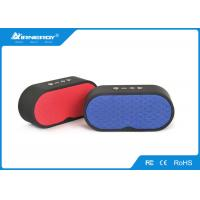China Super Bass Portable Speaker Bluetooth Subwoofer V4.2 With ABS Plastic Materials wholesale