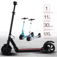 China 8'' Foldable Electric Scooter Portable Foldable Electric Kick Scooter For Adult wholesale