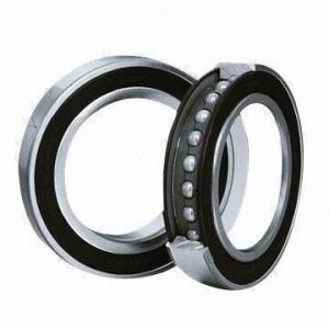 China Angular contact ball bearing, single or double row, mini type wholesale
