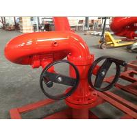 China Stainless Steel Material Manual Fire Fighting Water Monitor wholesale