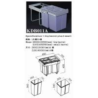 China Dust Can|Metal Can|Rubbish Can|Plastic Can|Stainless Steel Can KDB011A wholesale