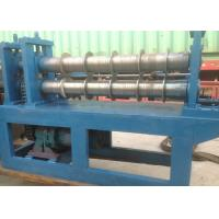 China 0.3mm - 3mm Accessory Equipment Galvanized Color Steel Coil Slitting And Cut To Length Machine on sale