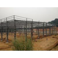 China Building House With Steel Frame\ wholesale