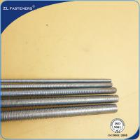 China Galvanized Threaded Rod High Tensile M6 / M8 / M10 / M12 / M14 / M16 / M18 / M20 wholesale