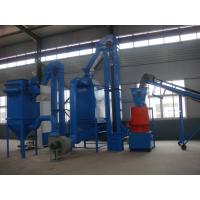 China 2T/H Wood Sawdust , Wheat Bran , Straw , Biomass Wood Pellet Machines on sale