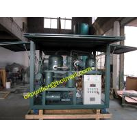 China used transformer oil reclamation machinery,filtration,drying,discoloration and removal of particulate on sale