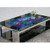 China Wifi  interactive multi touch table wholesale