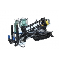 China high Torque Water Bore Well 275KN Hdd Drill Rig wholesale
