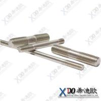 Buy cheap supplying 316L, 904L, stainless steel stud bolt from wholesalers