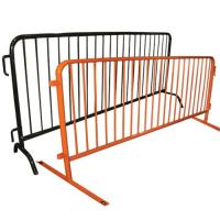 China Hauler Models 1/72 MOBILE BARRIERS for temporary outdoor crowd control barriers wholesale