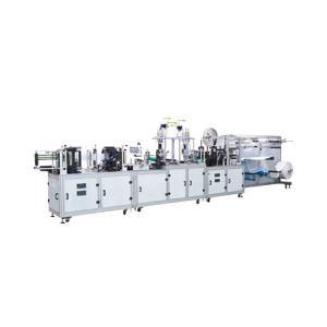China 13KW 90pcs/Min earloop Style Mask Making Machine wholesale