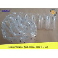 China Cushioning Transparent Air Bubble Film , Air Cushion Recyclable Packing Air Pillows wholesale