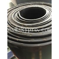 China Textile fiber reinforced rubber sheeting roll High tensile strength and wear resistance wholesale
