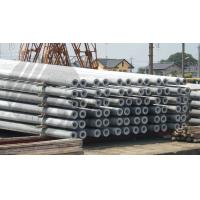 China Hollow pole Concrete Pole Steel Mould Concrete Pole Equipment dense and high strength wholesale