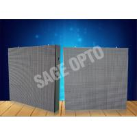 China Full Color LED Video Walls Display IP67 Waterproof Front Maintenance wholesale