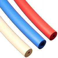 China Insulation Silicone Foam Rubber Tubing , Silicone Closed Cell Foam Tubing wholesale