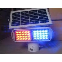 Quality Safety Solar Warning Sign Aluminium Shell Traffic LED Flashing Signs for sale
