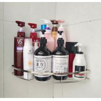 China Efficient Space Saving Bathroom Storage Rack Fast Set - Up No Visible Connectors wholesale