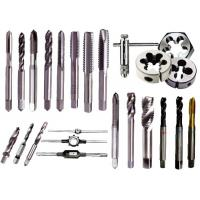 High Speed Metric Taps And Dies Left Hand Thread Tap And Die Set Stable Performance