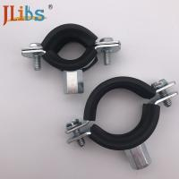 China Heavy Duty Hose Steel Pipe Clamps For Cast Iron Pipe ISO Standard wholesale