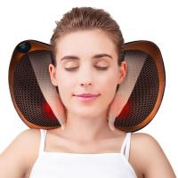 China Relaxation Shiatsu Massage Pillow Simple Operation With Automatic Overheating Protection wholesale