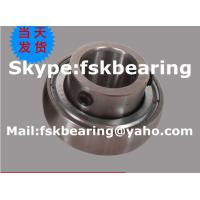 China Steel Cover SB 208/210 ZZ Deep Groove Ball Bearings Radial Insert Ball Bearings wholesale