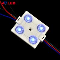 China Adled Light square 4leds rgb 5050 smd led module ip67 waterproof for advertising sign wholesale