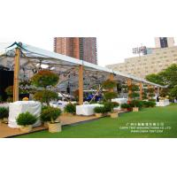 China Large Capacity Pavilion Aluminum Frame Tent / Outdoor Event Tent wholesale