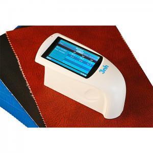 China Portable Gloss Meter 20 60 85 degree with big range 0.1gu 2000 gu PC software NHG268 wholesale