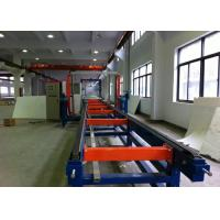 China Construction Block EPS Cutting Machine For Sheet , High Precision Cutting Machine wholesale