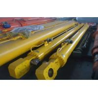 China Single / Double Acting Hydraulic Cylinder Flat Gate Hydraulic Hoist For Dump Truck wholesale