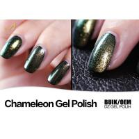 China Color Changing Chameleon Nail Paint UV Neon Gel Nail Polish Durable No Crick wholesale