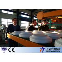 China Eco Friendly High Speed PS Foam Plate Making Machine With Automatic Robot arm wholesale