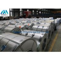 China Roofing Sheet Hot Dipped Galvanized Steel Coil ASTM A755M 600mm - 500mm Width wholesale