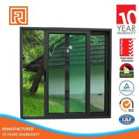 China Top Quality 10 years warranty Aluminum Window Frame Design
