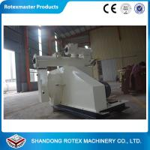 China Horizontal Ring Die Animal Feed Pellet Machine 45 kw Power YHKJ 320 wholesale