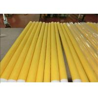 China Acid Resistant Polyester Screen Mesh For Automotive Glass Printing wholesale