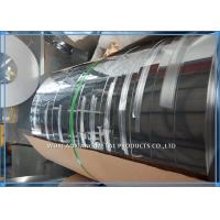 China NO.1 Finish 304L Stainless Steel Strip Roll / Stainless Steel Finish 2b For Industry on sale