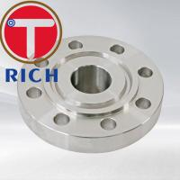 China SW 316L 304L Stainless Steel Flanges For Machine ASME B16.5 DN10~DN800 wholesale