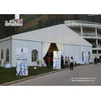 China Temporary Second Hand Marquee Structure Fire Retardant For Wedding For Sale wholesale