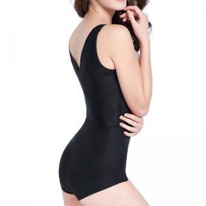 China Black Nylon Ladies Body Shaper Reduce Abdomen M To 2XL Size wholesale