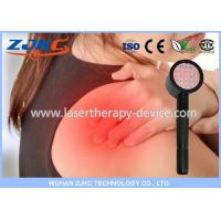 Wholesale Infrared laser therapeutic wtih 650nm laser pain relief instrument from china suppliers