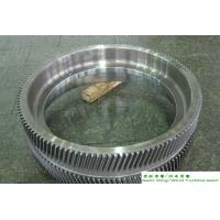 China Turbine Machine 4140 Gear Forging 5M Hot Forged Steel Flange Outer Ring wholesale
