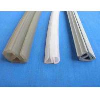 China Maintenance Free Silicone Seal Strip , Platinum Cured Silicone Extruded Profiles wholesale