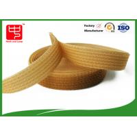 Buy cheap Silk printing strong hook and loop straps for cable ties , One side fabric hook from wholesalers
