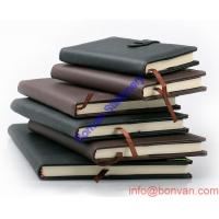 China Custom printing my beauty diary decorate cover notebook, leather diary notebook wholesale