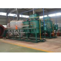 China Cooking oil refining machine for peanut soybean sunflower oil wholesale