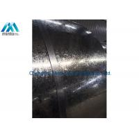 Buy cheap High Strength Galvanized Steel Strip Corrosion Resistance For PPGI Base Plate from wholesalers