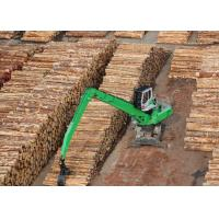 Buy cheap Timber / LOG Handler Excavator Industrial Material Handling Equipment from wholesalers